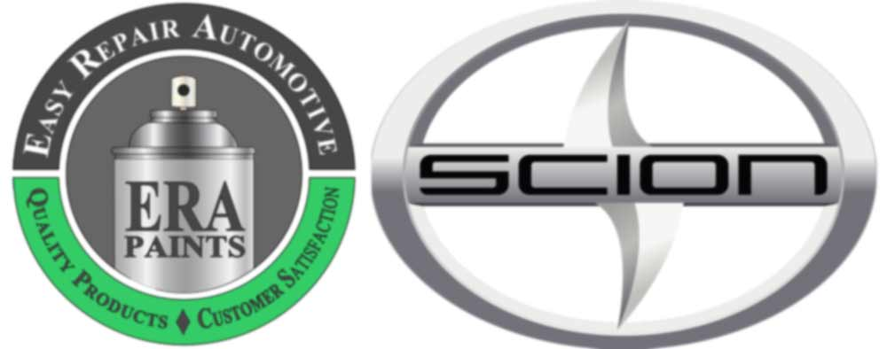 ERA Paints and Scion Logo