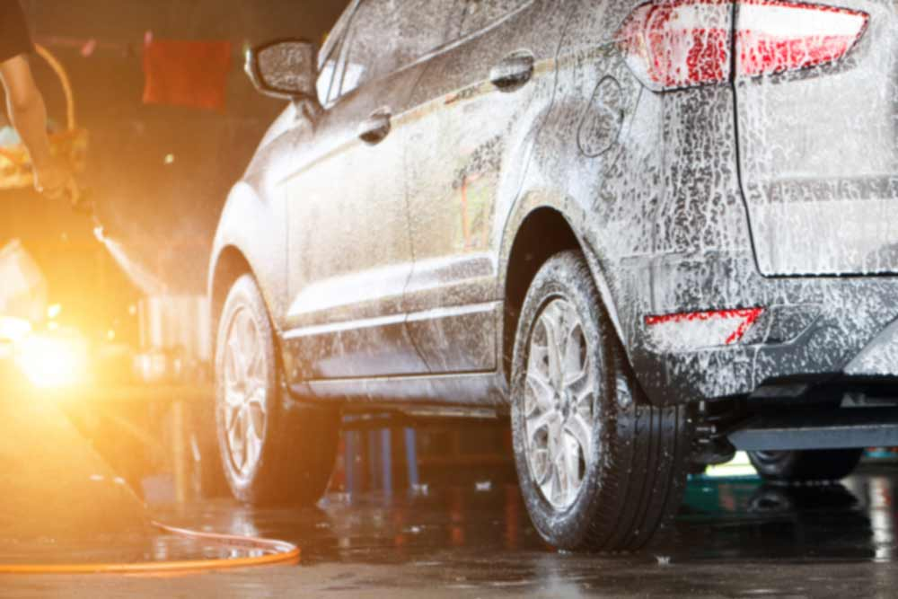 Suzuki Car Wash