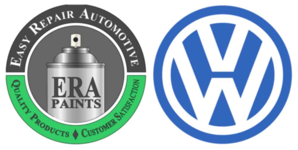ERA Paints and Volkswagen Logo