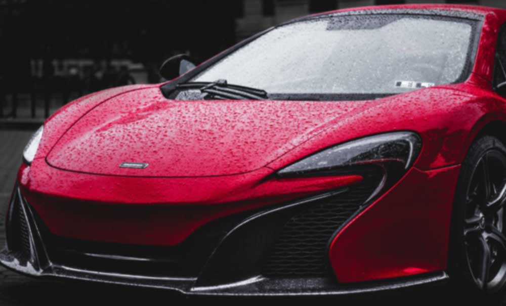McLaren Automotive Paint